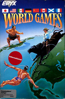Juego online World Games (AMIGA)