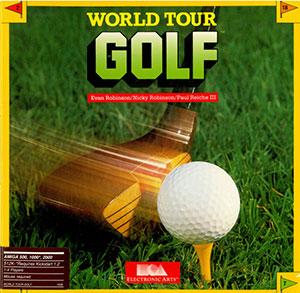 Juego online World Tour Golf (AMIGA)