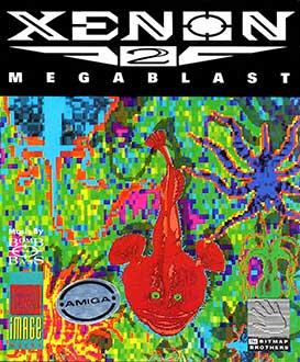 Portada de la descarga de Xenon 2: Megablast