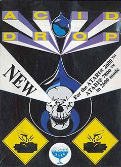 Juego online Acid Drop (Atari 2600)
