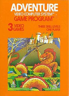Juego online Adventure (Atari 2600)