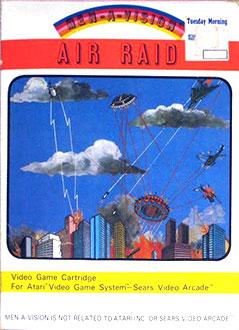 Juego online Air Raid (Atari 2600)