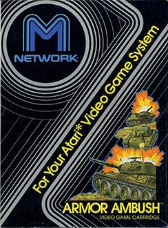 Juego online Armor Ambush (Atari 2600)