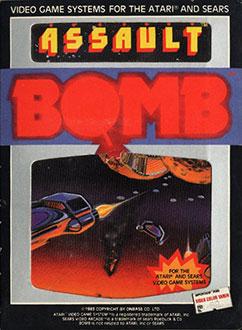 Juego online Assault (Atari 2600)