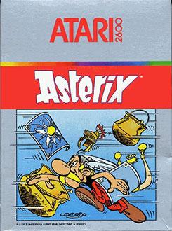 Juego online Asterix (Atari 2600)