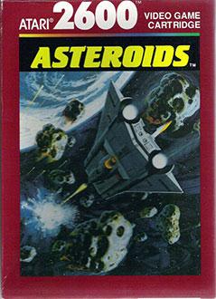 Juego online Asteroids (Atari 2600)