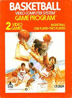 Juego online Basketball (Atari 2600)