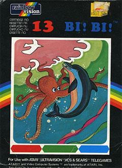 Juego online Bi! Bi! (Atari 2600)