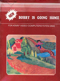 Juego online Bobby is Going Home (Atari 2600)