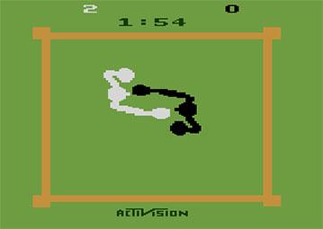 Boxing Atari 2600 Onlinemania