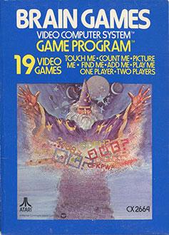 Juego online Brain Games (Atari 2600)
