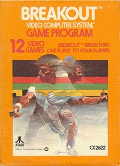 Juego online Breakout (Atari 2600)