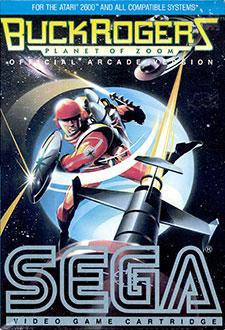 Juego online Buck Rogers: Planet of Zoom (Atari 2600)