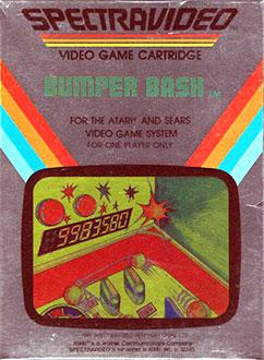 Juego online Bumper Bash (Atari 2600)