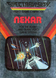 Juego online The Challenge of NEXAR (Atari 2600)