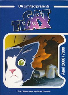 Juego online Cat Trax (Atari 2600)