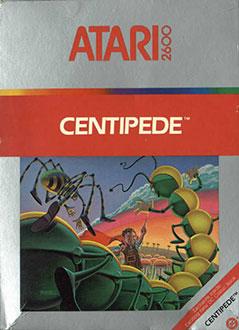Juego online Centipede (Atari 2600)