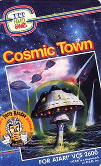 Juego online Cosmic Town (Atari 2600)