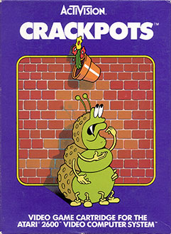 Juego online Crackpots (Atari 2600)