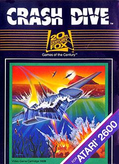 Juego online Crash Dive (Atari 2600)