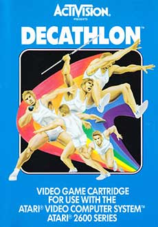 Juego online The Activision Decathlon (Atari 2600)