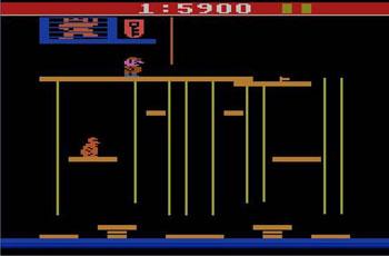 Imagen de la descarga de Donkey Kong Junior