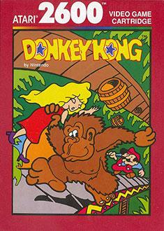 Juego online Donkey Kong (Atari 2600)