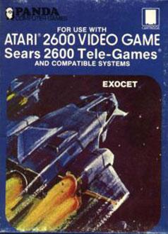 Juego online Exocet (Atari 2600)