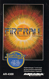 Juego online Fireball (Atari 2600)