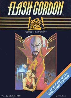 Portada de la descarga de Flash Gordon