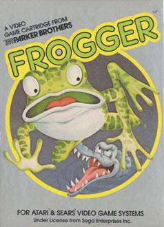 Juego online Frogger (Atari 2600)