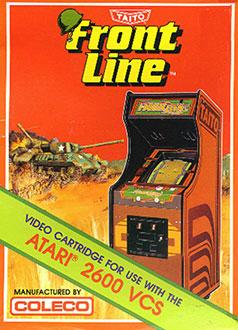 Juego online Front Line (Atari 2600)