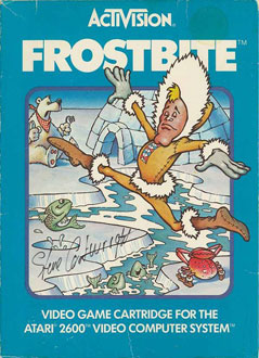 Juego online Frostbite (Atari 2600)