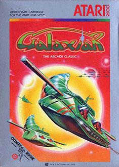 Juego online Galaxian (Atari 2600)