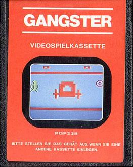 Juego online Gangster (Atari 2600)