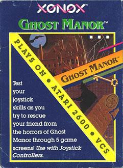 Juego online Ghost Manor (Atari 2600)