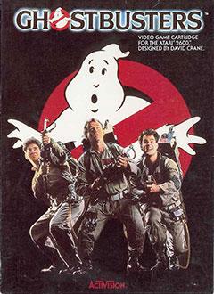 Juego online Ghostbusters (Atari 2600)
