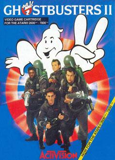 Juego online Ghostbusters II (Atari 2600)
