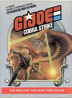 Juego online G.I. Joe: Cobra Strike (Atari 2600)