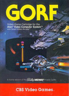 Juego online Gorf (Atari 2600)