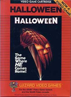 Juego online Halloween (Atari 2600)