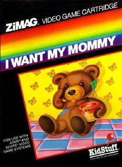 Juego online I Want My Mommy (Atari 2600)