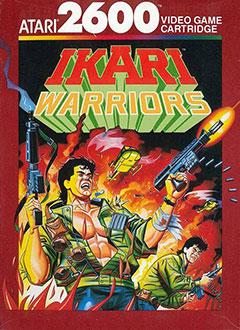 Juego online Ikari Warriors (Atari 2600)