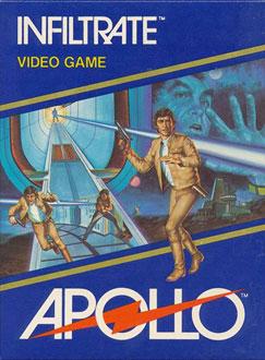 Juego online Infiltrate (Atari 2600)