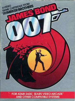 Juego online James Bond 007 (Atari2600)