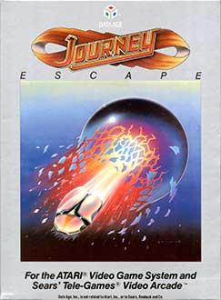 Juego online Journey Escape (Atari 2600)