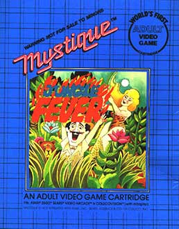 Juego online Jungle Fever (Atari 2600)