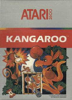Juego online Kangaroo (Atari 2600)