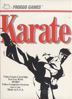 Juego online Karate (Atari 2600)