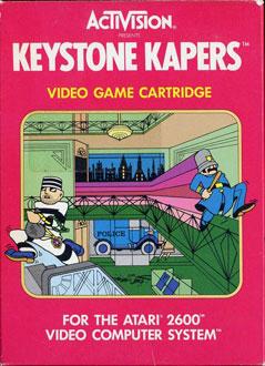 Juego online Keystone Kapers (Atari 2600)